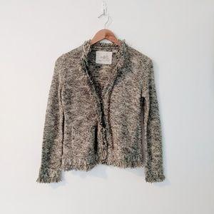 Anthropologie Knit Sweater Cardigan